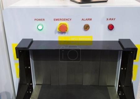 X-ray unit for airport