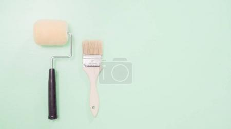 House paint supplies