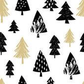 Seamless Christmas Pattern vector illustration