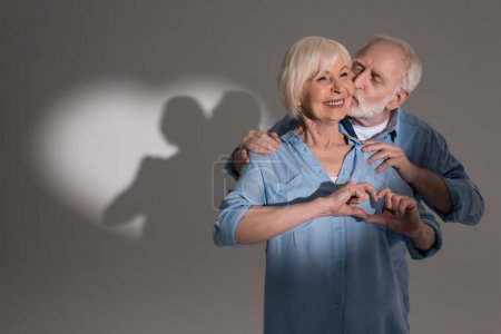 couple making love gesture