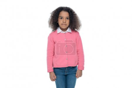 little african american girl