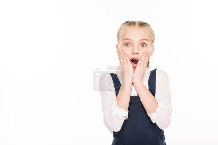 shocked child