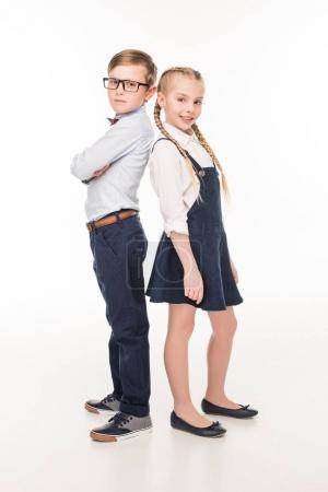 beautiful stylish children