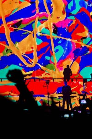 Концерт Depeche Mode в СанктПетербурге