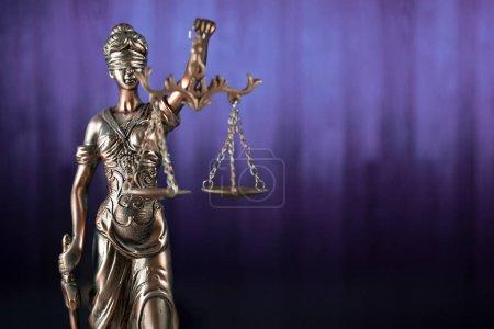 Lady Justice Themis Law symbol