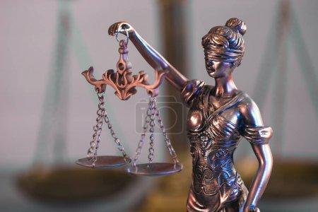 Photo pour Image du concept de loi. Thème Droit et Justice - image libre de droit