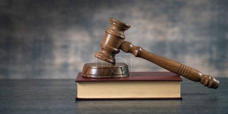 Photo pour Image du concept de loi. Bureau juridique - image libre de droit