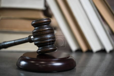 Law Concept image. Legal Office