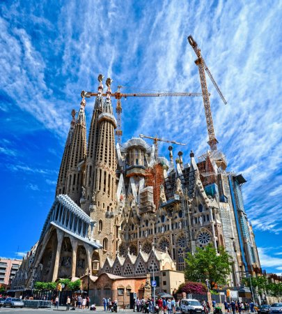 The Expiatory Temple of the Holy Family