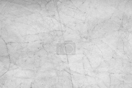 Foto de Hoja de papel envejecida. Fondos blancos antiguos con polvo y manchas sucias. Concepto de arte clásico y antiguo. Estudio detallado de cierre disparo. Vista frontal. Mencionado - Imagen libre de derechos