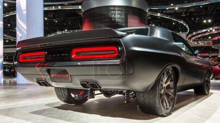 1971 Dodge Mopar Challenger Shakedown