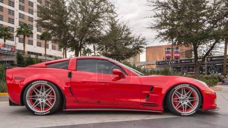 Chevrolet Corvette SEMA