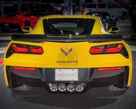 Chevrolet Corvette Car