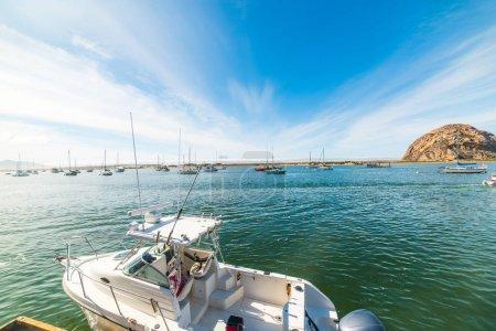 Boats in Morro Bay