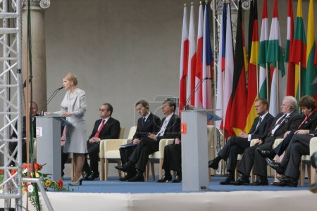 20th Anniversary of the collapse of Communism in Central Europe