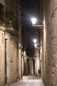 Girona (Catalunya, Spain) by night