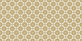 Golden floral pattern part 03