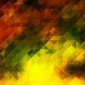 Triangle grunge background vector illustration