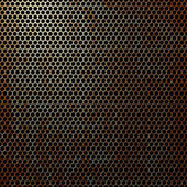 Abstract perforated background vector illustration clip-art