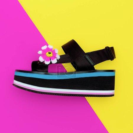 Fashion Sandals Minimal Summer Style