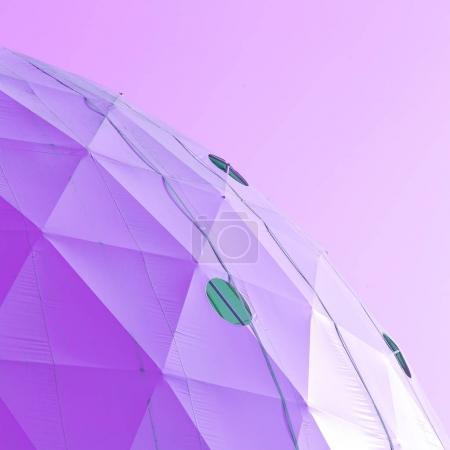Purple Bowl. Purple mood. Minimal art design
