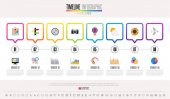 Timeline Infographic Design Template