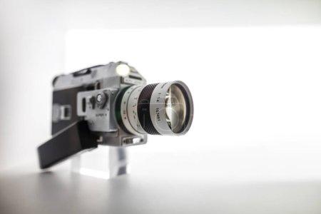 retro camera at Museum