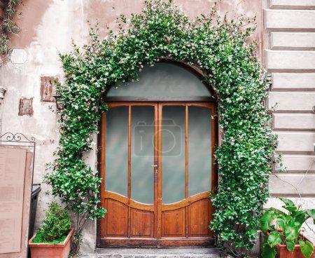 Italian elegant doors