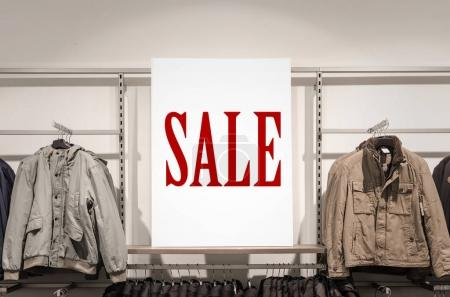Photo for Big winter sale banner. favorable price concept - Royalty Free Image