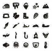 Eskimo Icons Freehand Fill
