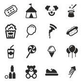 Fair Icons Black & White
