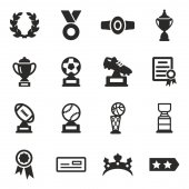 Reward Or Prize Icons