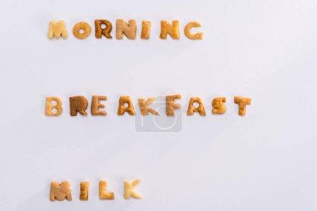 Alphabet Corn Flakes