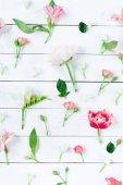 """Постер, картина, фотообои """"Красивые цветущие цветы"""""""