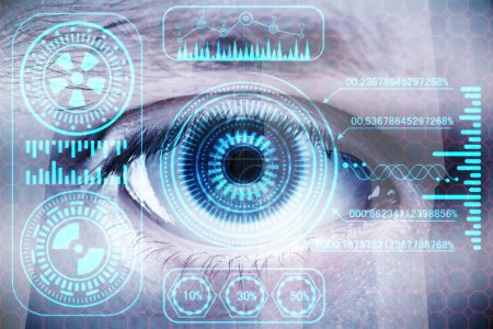 Biometrics and access concept