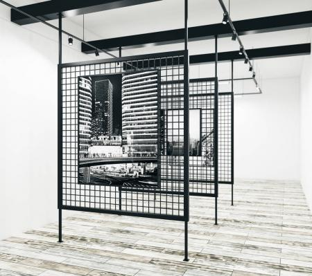Modern gallery design