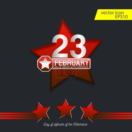 Day of the defender of Fatherland. February 23.