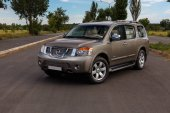 Beautiful Nissan Armada