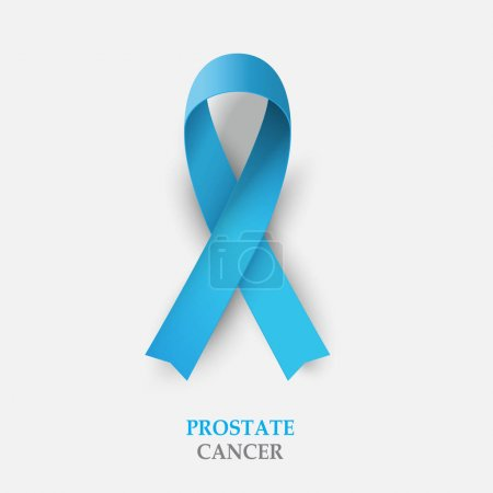 Blue Ribbon - Prostate Cancer Awareness