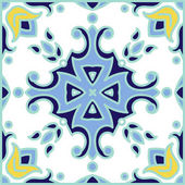 Portuguese azulejo tiles Blue and white gorgeous seamless patterns For scrapbooking wallpaper cases for smartphones web background print surface texture pillows towels linens bags T-shirts