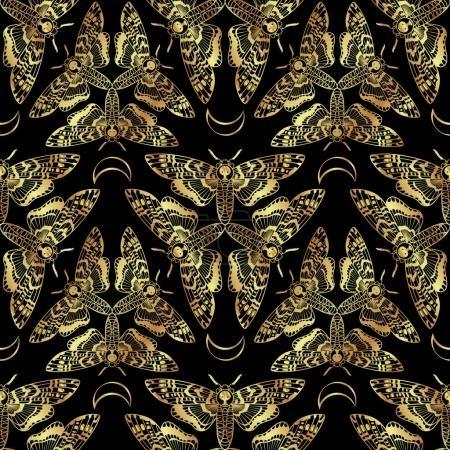 Butterfly Deaths  pattern