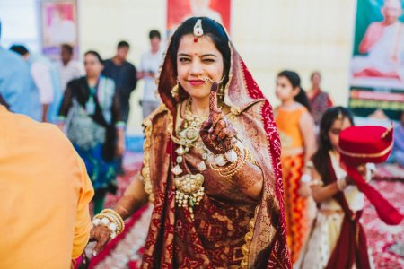 Photo for Beautiful woman at Indian Sankranthi (Indian Hindu Festival) - Royalty Free Image