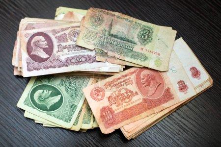 Soviet iscrepancy bills of different