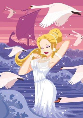 Birth of Aphrodite