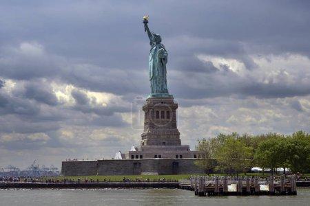 Photo pour Statue de la liberté à New York - image libre de droit