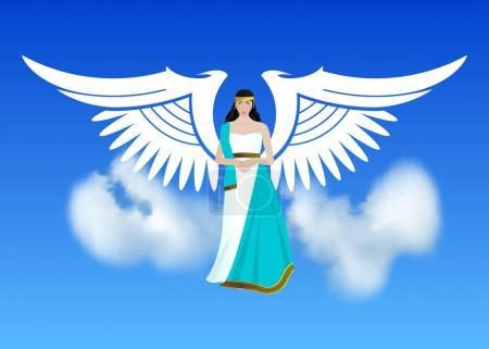 Archangel Michael an angel or