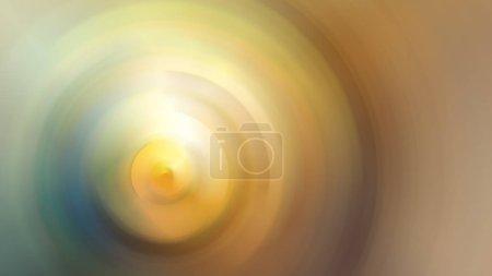 Foto de Fondo saturado con efecto difuminado ilustración brillante abstracta. - Imagen libre de derechos