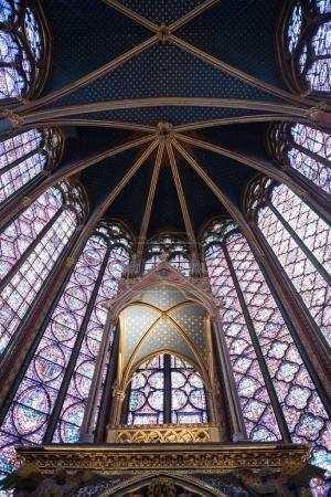 Sainte Chapelle in Paris