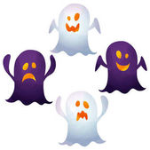 halloween icons / ghost