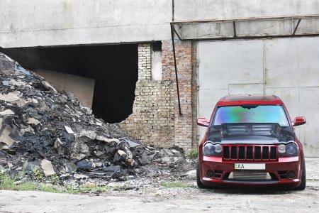 September 4 2012 Kyiv Jeep